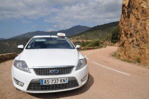 Taxi Cargèse - Taxi Dolce Vita